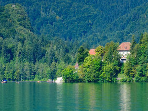Sightseeing in Bled