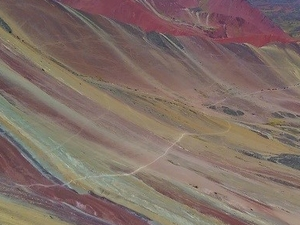 a Must Go Place - Rainbow Mountain Peru Photos