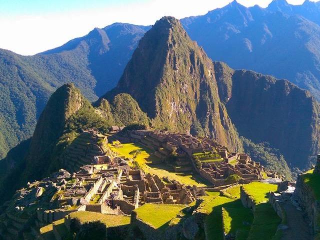 Machu Picchu Explorer Tour Photos