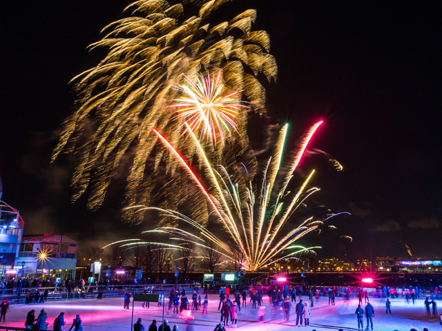 New Year's Eve in Montreal - Bus Tour from Toronto Photos