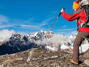 Up to the Celestial Mountains - Trekking Tour Photos