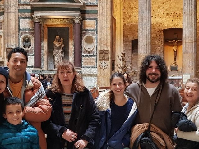 Free City Tour Rome Photos