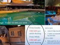 Mfuwe Lodge Package