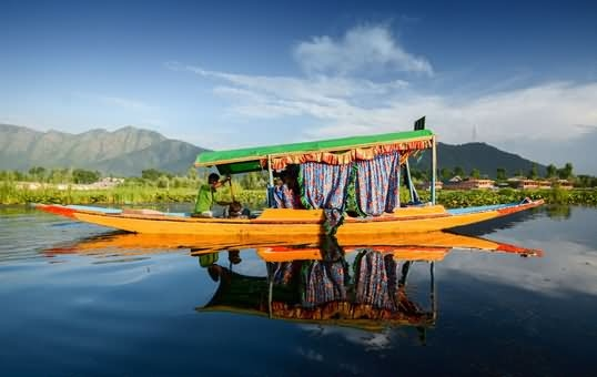 Kashmir Delight Package Photos