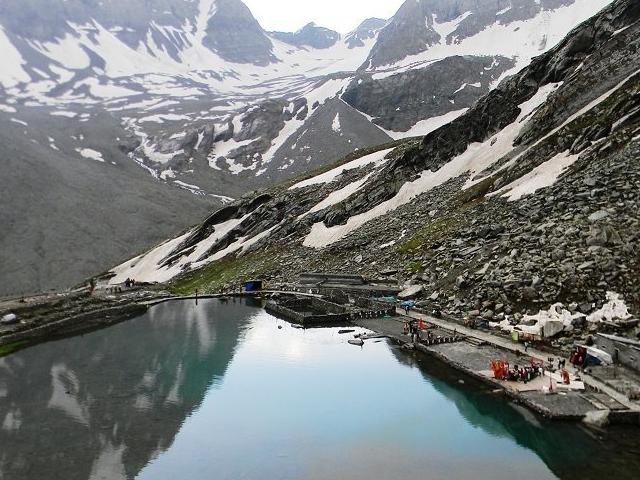 Manimahesh Lake Trek Photos