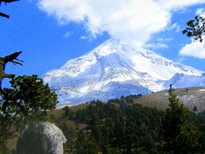 PICO DE ORIZABA, Parque Nacional y Volcan Photos