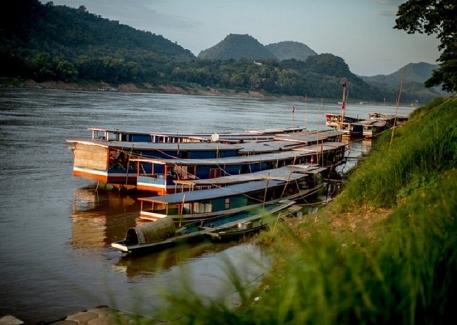 Mekong Sunset Cruise from Luang Prabang Photos