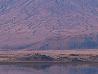 Lake Natron And Oldonyo Lengai
