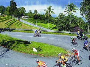 West Sumatra Bicycle Tour