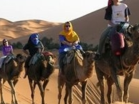 3:Days Marrakech - Draa Valley - Atlas Mountains - Merzouga