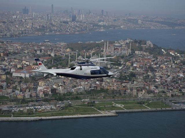 Istanbul Helicopter Tour-3 Photos