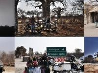 Botswana Motorcycle Tour
