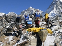 Everest Base Camp Trek 'EBC'