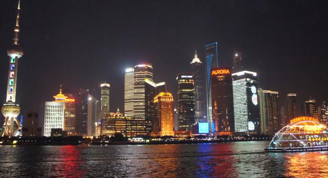China Shanghai Shopping Tour Photos