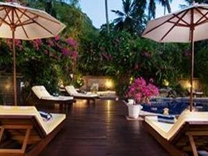 Bali-Water Garden Fotos