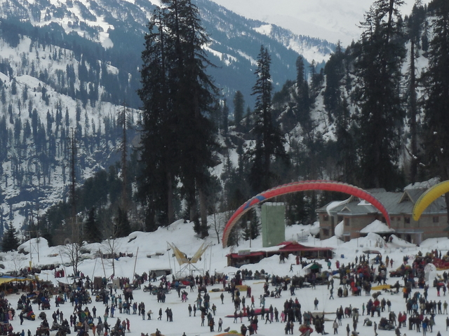Kullu - Manali Tour Package - Winter Specail Photos