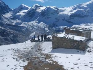 Trek to Annapurna Base Camp Photos