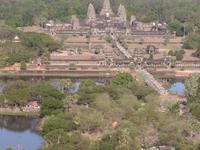 Angkor Wat, Birdsview