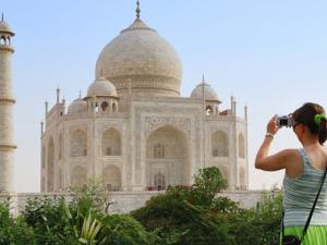 Delhi Agra tour By Train Photos