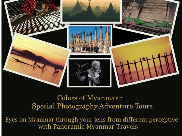 Colors of Myanmar - Myanmar Photography Adventure Tour Photos
