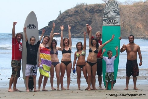 Van Surfari Spain and France Photos