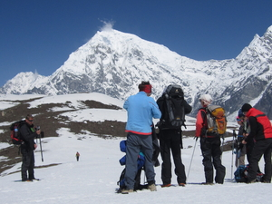 Mera Peak Climbing Photos