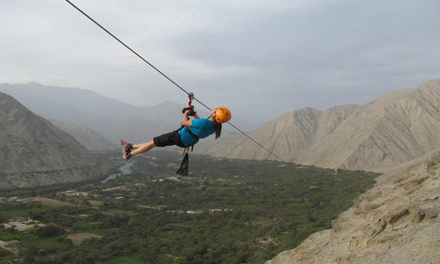 The Adventure Side of Lima! Photos