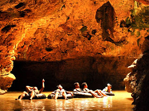 Adventure In Pindul Cave and Tubing Oyo River Photos
