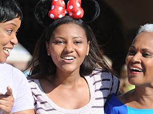 Disney Park-Hopping