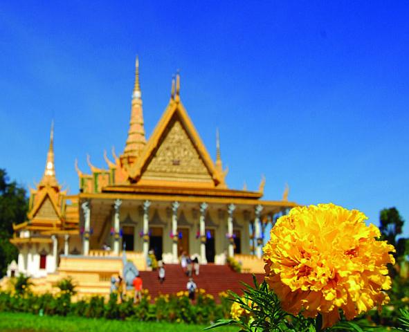 Siem Reap – Phnom Penh 5 Days Photos