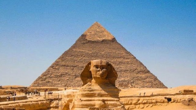 Stopover in Cairo Pyramids, Sphinx at Giza, Memphis and Sakkara With Lunch Photos