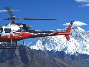 Helicopter Tour in Nepal Photos