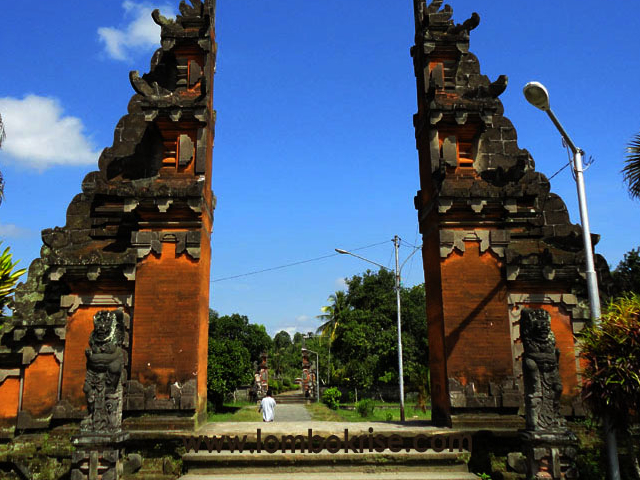 One Day Lombok City Tour Photos