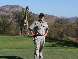 Private Guided African Fly-In Golf Safari Photos