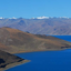 The Holy Lake Yamdrok-tso In Tibet ,