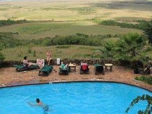Mara Serena Safari Lodge Fotos