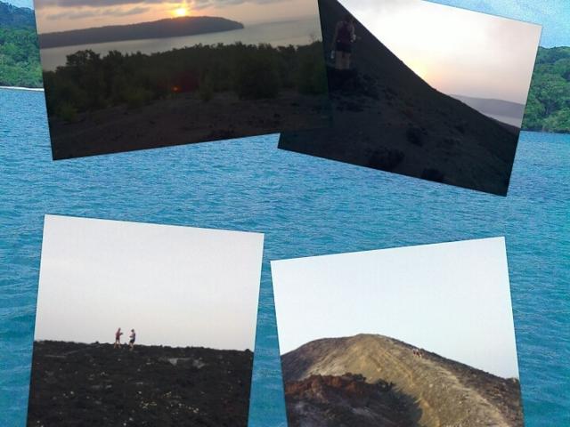 Krakatau Ujungkulon Photos