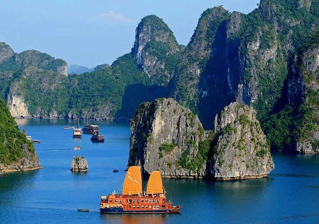 Bicycle from Halong Bay to Ho Chi Minh Photos