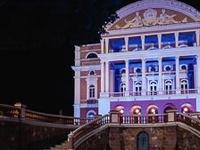 Manaus, Brazil Opera House
