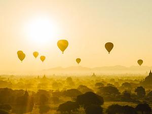 Myanmar & Cambodia Package Tour Photos