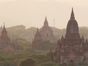 Myanmar Cambodia Vietnam Package Tour Photos