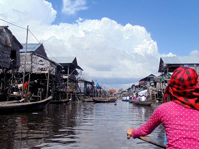 Kompong Phluk, Mangroves & Stilt House Village Photos