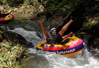Bali Canyon Tubing Adventure Photos