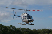 Belize City and Reef Helicopter Tour Photos