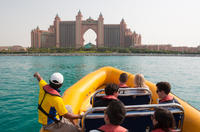 Dubai RIB Boat Cruise: Palm Jumeirah and Dubai Marina Photos