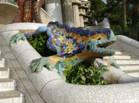Gaudi's Park Guell Guided Walking Tour Photos