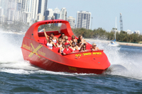 Gold Coast Jet Boat Ride: 55-minutes Photos