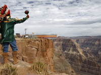 Grand Canyon West Rim Adventure from Sedona: Helicopter Tour, Boat Ride and Lunch   Photos
