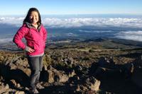Haleakala Crater Hike Photos