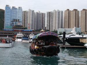 Symphony of Lights Hong Kong Harbor Night Cruise Photos